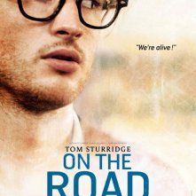 On the Road: character poster di Tom Sturridge