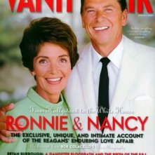 I Reagan su una cover di Vanity Fair