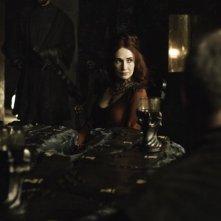 Game of Thrones: Carice van Houten in una scena della stagione 2