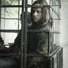 Game of Thrones: Tom Wlaschiha in una scena della stagione 2