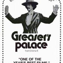 Greaser's Palace: la locandina del film