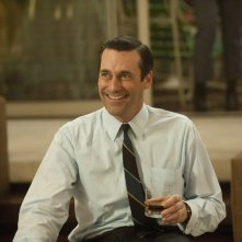 Jon Hamm nell'episodio A Little Kiss - Part 1 della quinta stagione di Mad Men