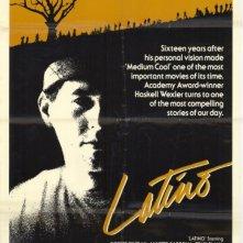 Latino: la locandina del film