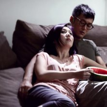 Love in the Buff: Miriam Yeung Chin Wah e Shawn Yue, due cuori e un'anguria