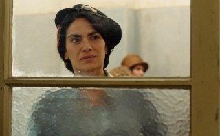 Maya Sansa in una scena del film drammatico Il primo uomo
