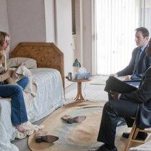 Awake: Brianna Brown, Jason Isaacs e Steve Harris in una scena dell'episodio Kate is Enough