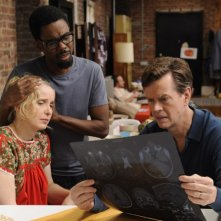 Chris Rock con Julie Delpy e Dylan Baker in 2 Days in New York
