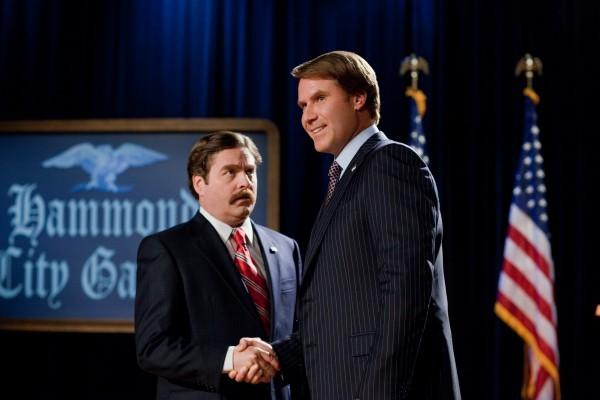 Ecco Zach Galifianakis E Will Ferrell Nella Prima Immagine Di The Campaign 235842