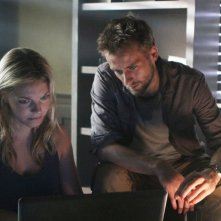 The River: Eloise Mumford e Joe Anderson (episodio The Experiment)