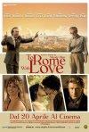 To Rome with Love: ecco la locandina italiana