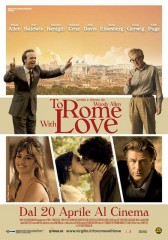 To Rome with Love in streaming & download