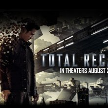 Total Recall: il wallpaper del film