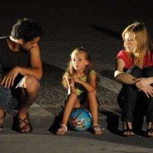 Amore liquido: Sara Sartini e Martina Capannini in una scena del film