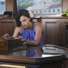 Ashley Judd in una scena dell'episodio Ice Queen della serie Missing