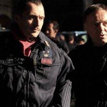 Diaz - Don't clean up this blood: Claudio Santamaria in una scena del film