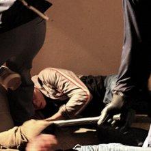 Diaz: una scena di confusione tratta dal film
