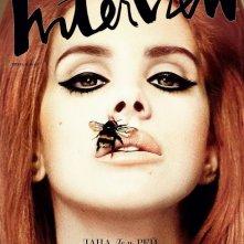 Lana Del Rey sulla cover di Interview