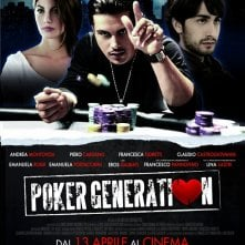 Poker Generation: la locandina del film