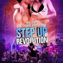 Step Up Revolution; ecco la locandina