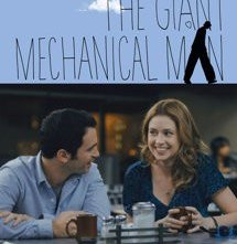 The Giant Mechanical Man: la locandina del film