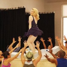 Megan Hilty balla ne Il workshop, settimo episodio si Smash
