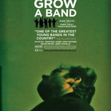How to Grow a Band: la locandina del film