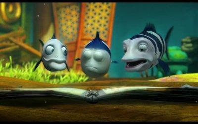 Trailer Italiano - Seafood - Un pesce fuor d'acqua