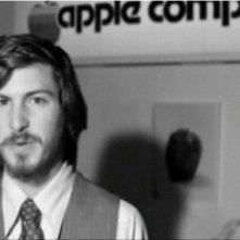 Un giovanissimo Steve Jobs