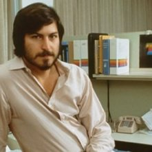 una foto di Steve Jobs