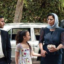 Le fils de l'autre: Areen Omari, Mehdi Dehbi in una scena
