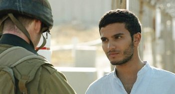 Le fils de l'autre: Mehdi Dehbi in una scena