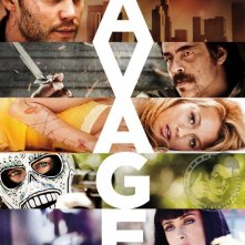 Savages: nuovo poster USA