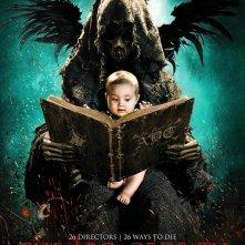 The ABCs of Death: la locandina del film
