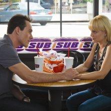 American Pie - Ancora insieme: Chris Klein e Mena Suvari in una scena