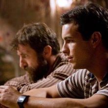 Antonio De La Torre con Mario Casas in Grupo 7