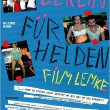 Berlin für Helden - la locandina