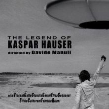 La leggenda di Kaspar Hauser: il poster internazionale del film