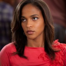 Megalyn Echikunwoke in una scena di Damsels in Distress