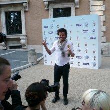 Mohamed Zouaoui  ai globi d'oro 2011