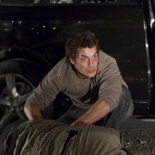 La fredda luce del giorno: Henry Cavill in una scena dell'action thriller diretto da Mabrouk El Mechri