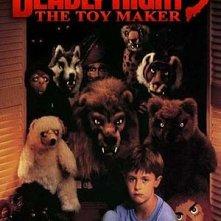 Silent Night, Deadly Night 5: The Toy Maker: la locandina del film