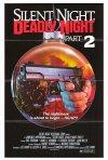 Silent Night, Deadly Night Part 2: la locandina del film