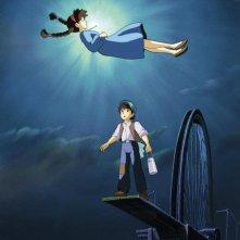 Il castello nel cielo: una scena del film d'animazione dello Studio Ghibli