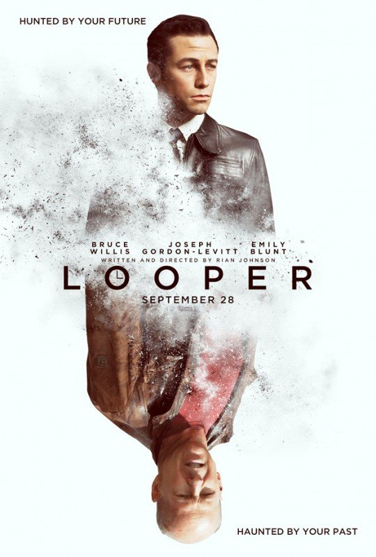 Looper Ecco La Prima Locandina 236900