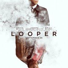 Looper: ecco la prima locandina