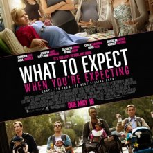 What to Expect When You're Expecting: nuovo poster USA