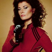 Jane Badler è la perfida Diana di V - Visitors