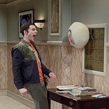 The Big Bang Theory: Jim Parsons in una scena dell'episodio The Good Guy Fluctuation