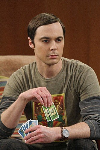 The Big Bang Theory: Jim Parsons nell'episodio The Recombination Hypothesis