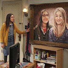 The Big Bang Theory: Mayim Bialik nell'episodio The Rothman Disintegration